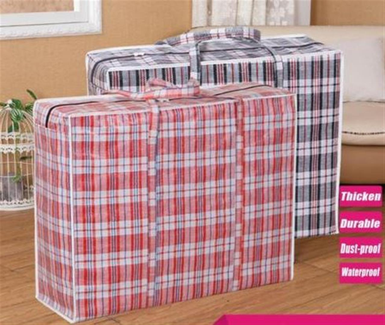 "22x26x12"" Striped Shopping Bag Large"