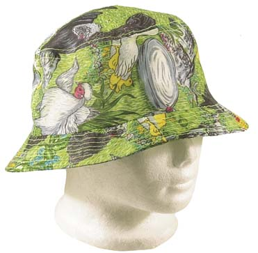 Bush Hat Bird Design ES98-18