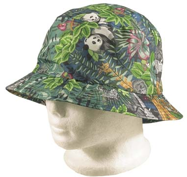 Bush Hat Panda Design ES98-12