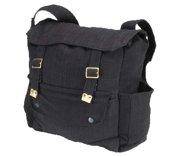 WP4 Backpack Black