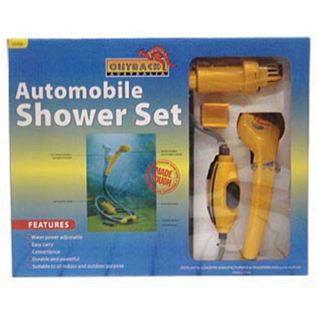 12 volt Camp Shower