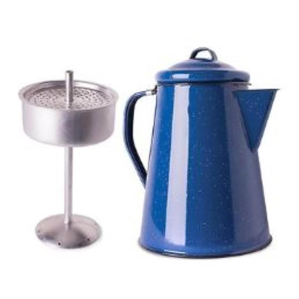 Enamel Coffee Pot 14 cm Base