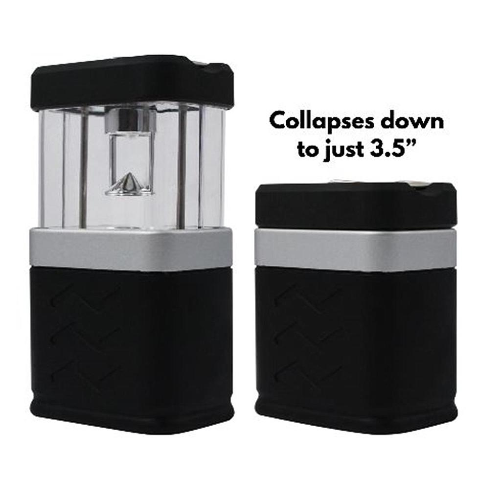 1 Watt Collapsing LED Lantern 4xAA Batte