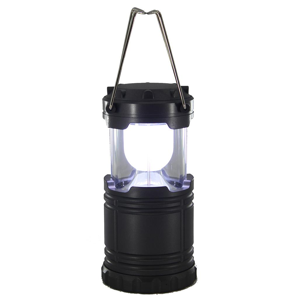 LED Camp Lantern 1 Watt Collapses into base