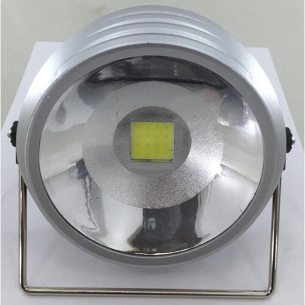 Solar LED COB Camp Lamp with Phone Charge+Sta