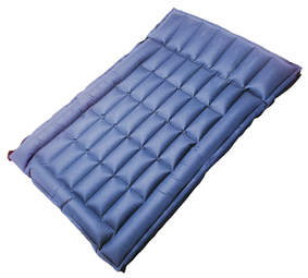 Double Box Wall Rubber Airbed