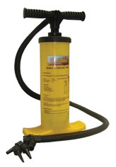 Small Double Action Pump 6000cc