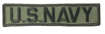 Patch US Navy