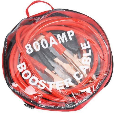 800 amp Car Battery Booster Jumper Cables Leads