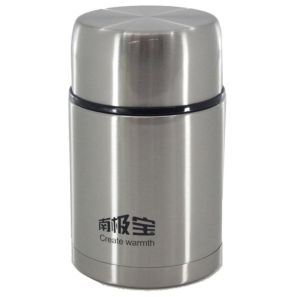 Wide Mouth Vacuum Flask .8 litre