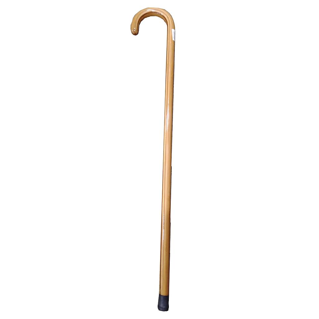 walking stick solid wood