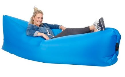 Chill Airbed Chair Sofa Blue